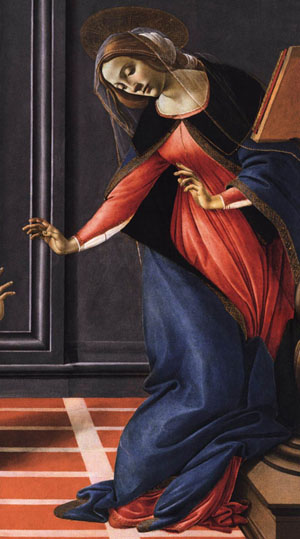 botticelli-uffizi-annonciation-detail 300
