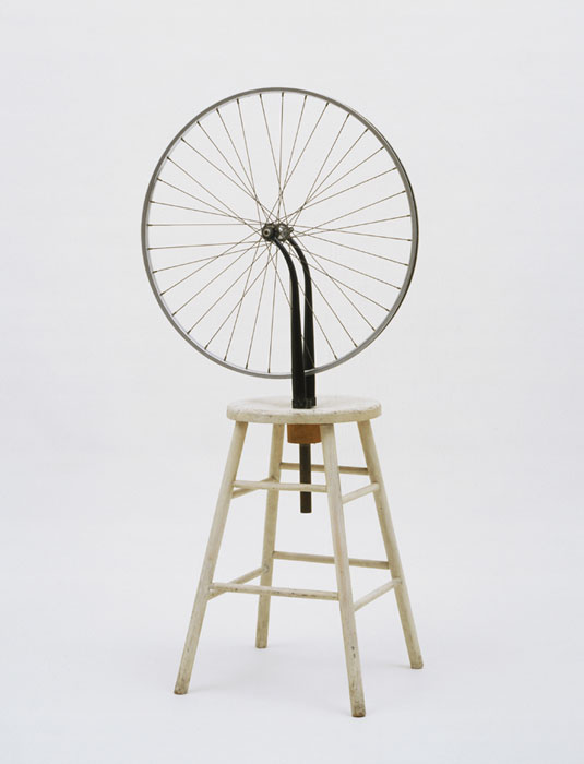 duchamp-bicyclette 700